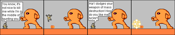 Yellow Devil: Attempt 2